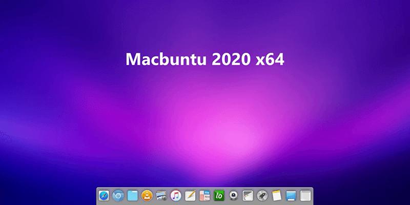 MacOS Görünümlü Linux: Macbuntu 2020